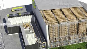 Modern Warehouse Design by That S Cool Cold Storage Warehouse With Shuttles At 24 C Youtube