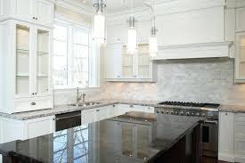 kitchen backsplash for cabinets amazing gray kitchen backsplash tile white cabinets grey together