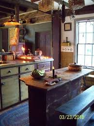 primitive kitchen islands 393 best primitive kitchens images on primitive