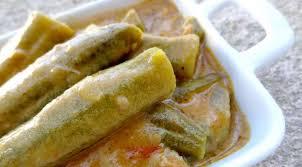 cuisiner des gombos gombos à l indienne sauce curry lait de coco la tendresse en