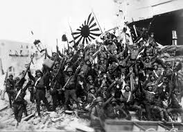 Japanese Generals by Japanese Special Naval Landing Forces Of The Imperial Japanese