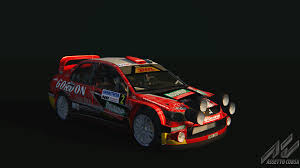 mitsubishi evo png cars list assetto corsa database