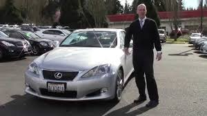 lexus is250 sunshade 2010 lexus is250 convertible review and start up a quick look at