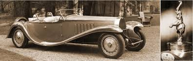 lost the ornament automobiles de luxe the great marques