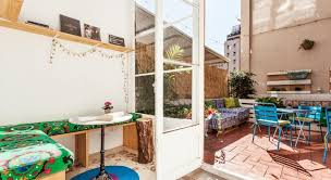 chambres d hotes barcelone centre ville 3 bed and breakfast à barcelone la solution conviviale vanupied