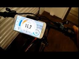 bike app android pedalease smart e bike kit with android app