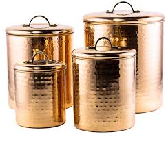 100 copper kitchen canister sets 100 copper canisters