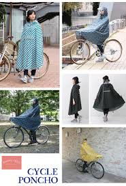 bicycle raincoat passage shop rakuten global market sunny feels cycle poncho