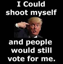 Shoot Myself Meme - trump i could shoot donald trump know your meme