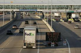 Illinois Toll Plaza Map by Tollway Fare Increase Has Drivers Rethinking Routes Trip