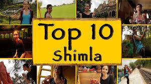 top 10 things to do see shimla