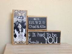 personalized wedding gift decoration always and forever happily