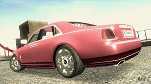 roll royce pink rolls royce ghost 2010 v1 0 for gta san andreas