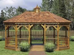 gazebo da giardino in legno prezzi arredamento da giardino in legno accessori da esterno cosa