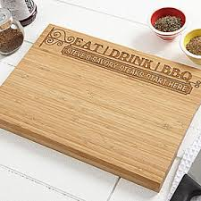 cutting board personalized personalized grill cutting board eat drink bbq