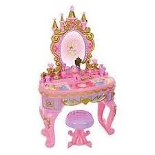 Vanity Playset Princess Vanity Tables Magical Talking Vanity Mirror