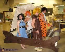 Flintstones Halloween Costumes Flintstone Family Costume Halloween Costume Contest Costume