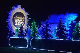 brookfield zoo winter lights holiday magic experience at brookfield zoo