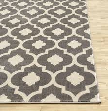 gray trellis rug grey moroccan lattice carpet discount area
