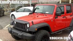 rose gold jeep jeep wrangler rouge 2014 modifier landry auto laval youtube