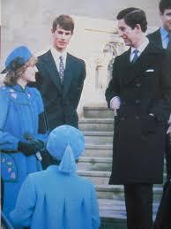 december 25 1981 prince charles u0026 princess diana with the royal