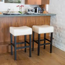 Bar Stool For Kitchen Dining Room Fantastic Counter Bar Stools In Gorgeous White Seat