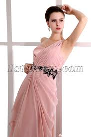 graduation dresses for high school coral one shoulder graduation dresses for high school