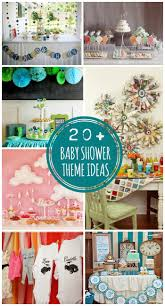 baby shower theme ideas baby shower themes