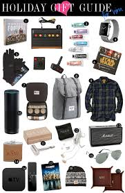 guide to holidays gift guide for him s list gifting