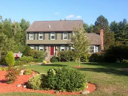 exteriors green landscaping design as small home style