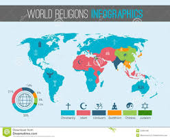 Middle East Religion Map by Islam Stock Illustrations U2013 75 165 Islam Stock Illustrations