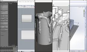 the best 5 3d modeling software for windows