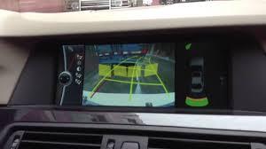 bmw park assist retrofit factory style parking assist guide line for bmw f series