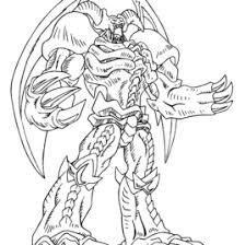 free coloring pages yugioh kids drawing coloring pages