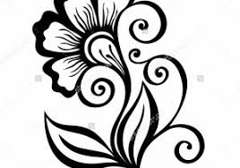 flower designs drawings cool simple flower designs to draw clipart
