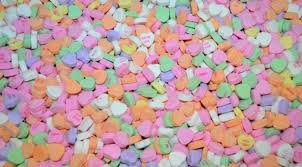 conversation hearts necco small conversation hearts 5 lb bulk candy favorites