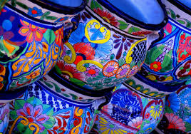 Colorful Pictures File Colorful Pottery Jpg Wikimedia Commons