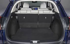 nissan juke interior trunk comparison honda vezel g 2016 vs nissan juke sl 2017 suv drive