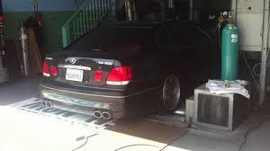 lexus gs300 exhaust lexus gs300 fabulous exhaust low rpm