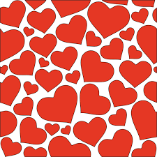 pattern clip art images hearts seamless pattern clipart vector coreldraw vector cdr file