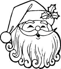 coloring pages santa coloring santa coloring book santa
