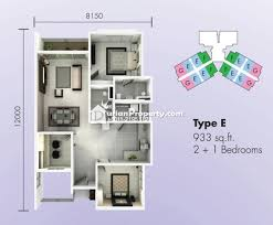apartment for sale at sky peak residences johor bahru for rm