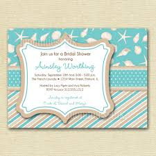 bridal shower invitation wording nautical bridal shower invitations