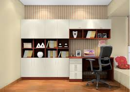 study room furniture top view home combo