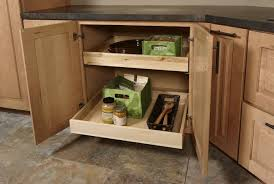 roll out shelves for kitchen cabinets specialty accessory cabinets cliqstudios