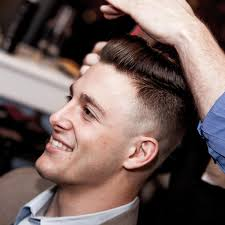 short haircut for round face men short hair hairstyles for a