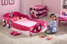 Bedroom Furniture Sets Kmart Delta Children Minnie Mouse Interactive Wood Toddler Bed Baby