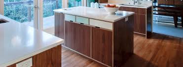 furniture contemporary kitchen design with kerf cabinets for home