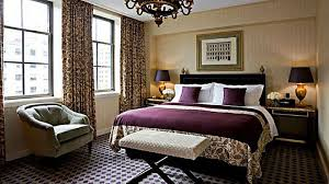 purple and brown bedroom yellow gray and teal
