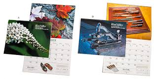 valley 16 month calendars gifts woodworking